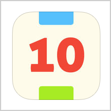 Just Get 10- The next generation 2048