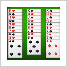 Solitaire Arena- Test your solitaire skills