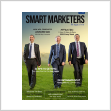 SMART MARKETERS MAGAZINE – JUST LIKE PROFESSIONALS!