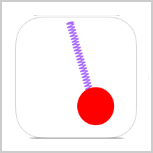 Swing the dots: A Game Full of Fun