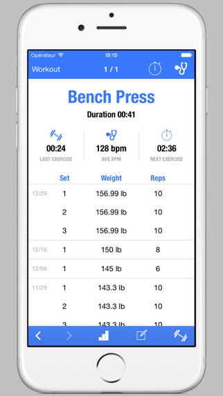 Fit Weightlifting Calorie Calculator And Fitness Manager Apps400
