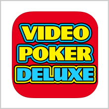 Video Poker Deluxe: Poker + Slot Machines