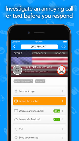 "CALLERSMART REVERSE LOOKUP PHONE BOOK – ""SMART-PHONE"" DIRECTORY"
