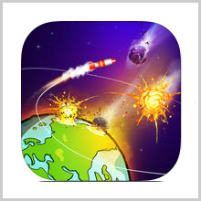 COMET CLASH – READY TO SAVE THE PLANET-EARTH?