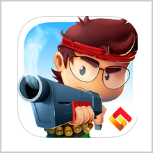 Ramboat: Hero Shooting Game -Never Get Bored
