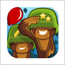 Bloons TD 5 : Game for hours of Excitement