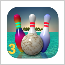 Bowling Paradise 3: Great Playing Experience