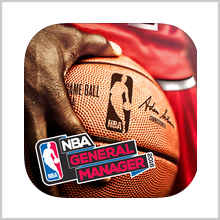 NBA General Manager 2016 New Season:  Action Packed !