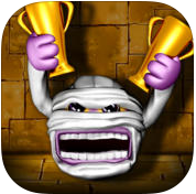 Bungee Mummy: Challenges- Unlimited challenges