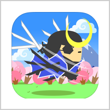 Cut Cut Ninja- Prove your worth as a ninja