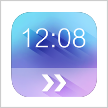 Fancy Lock Screen Themes- Customise your iOS lock screen