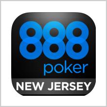 888 Poker NJ- Real poker on your iPad device