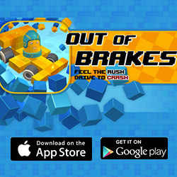 Out of Brakes - Endless Arcade Racing