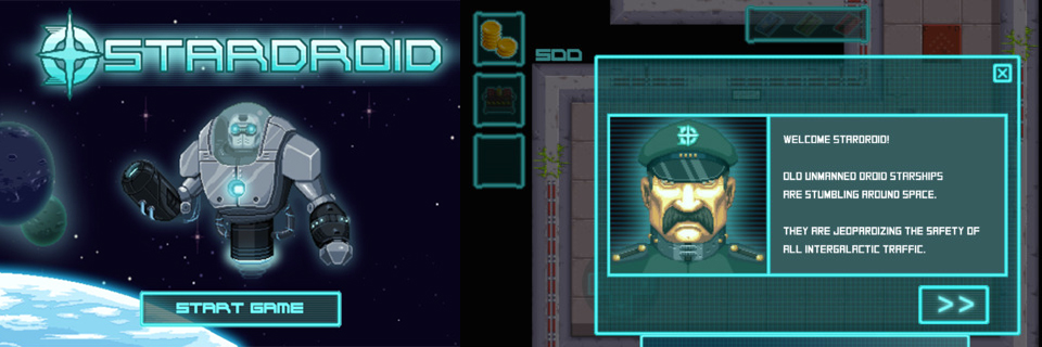 StarDroid- Exciting Shooting Game :: Would like to know more about StarDroid - iPhone game? If yes, you are at the right place. StarDroid is ...