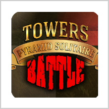 Towers Battle Solitaire :The best card game for smartphones