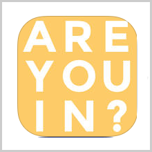 AreYouIn- Organizing events made simple