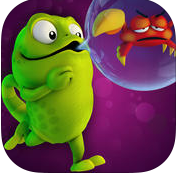 Bubble Jungle Pro: An addictive puzzle game