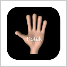 KOTAK – The App That Slaps: An addictive and fun app