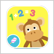 Math Tales- The Jungle: Teach your kids math through fun
