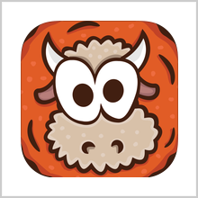 Mini Roco – Leaping Bump Cow : Run Roco run!