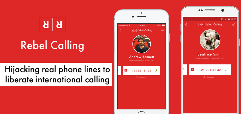 Rebtel App; International Calls Made Easier, Efficient and Affordable