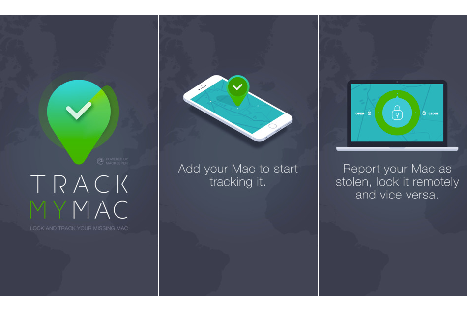 Track My Mac-Efficient App For Tracking Lost and Stolen Mac