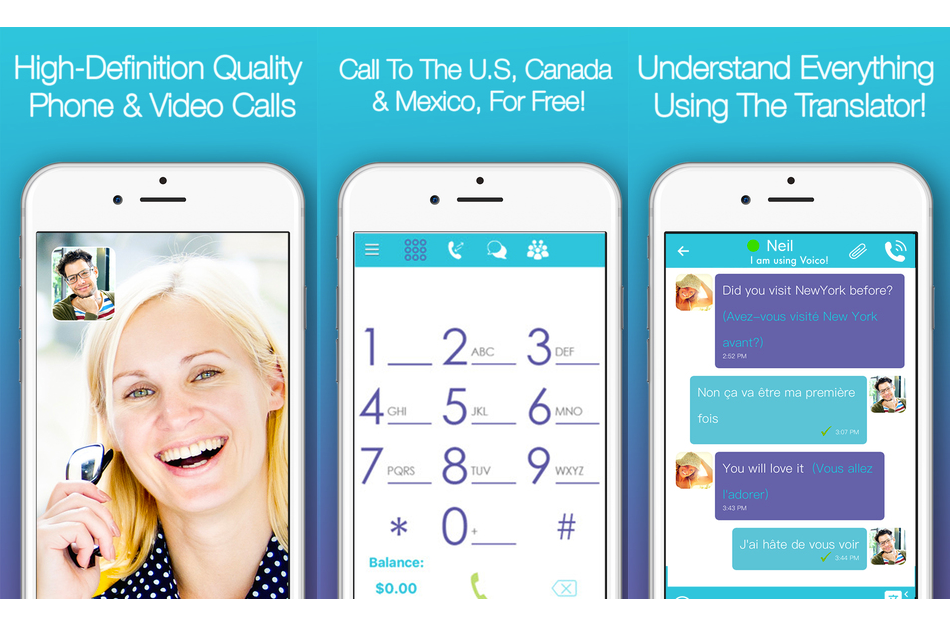 Voico : Get Unstoppable Free International Calls | Apps400
