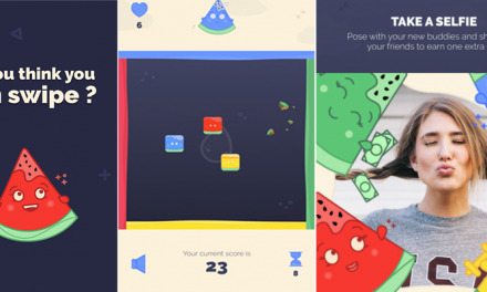 Elemelons :Get Into the Universe and Save the Elemelons through Swiping