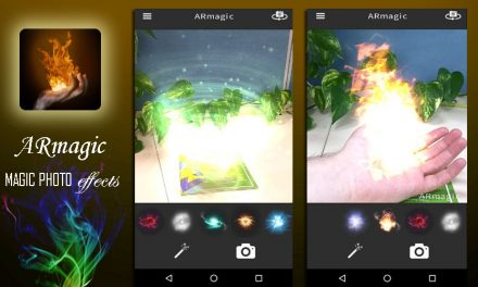 Have A Magical Photo Effect Moment With ARmagic App