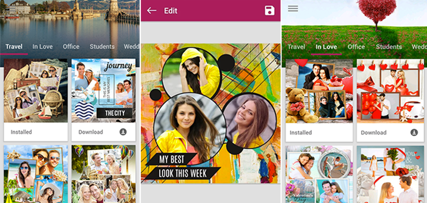 Collage+ : Photo Collage Maker and Superb Photo Editor