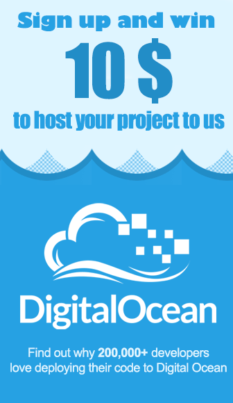 Digital Ocean - get $10 Credit FREE on New Signups