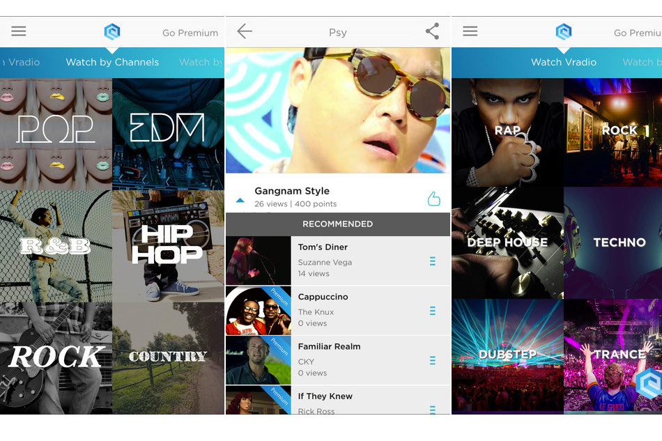 Seeing is believing with the Edge Music iPhone app