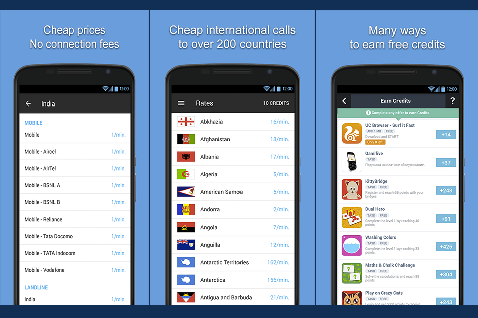 Make Free VoIP Calls With iEvaphone