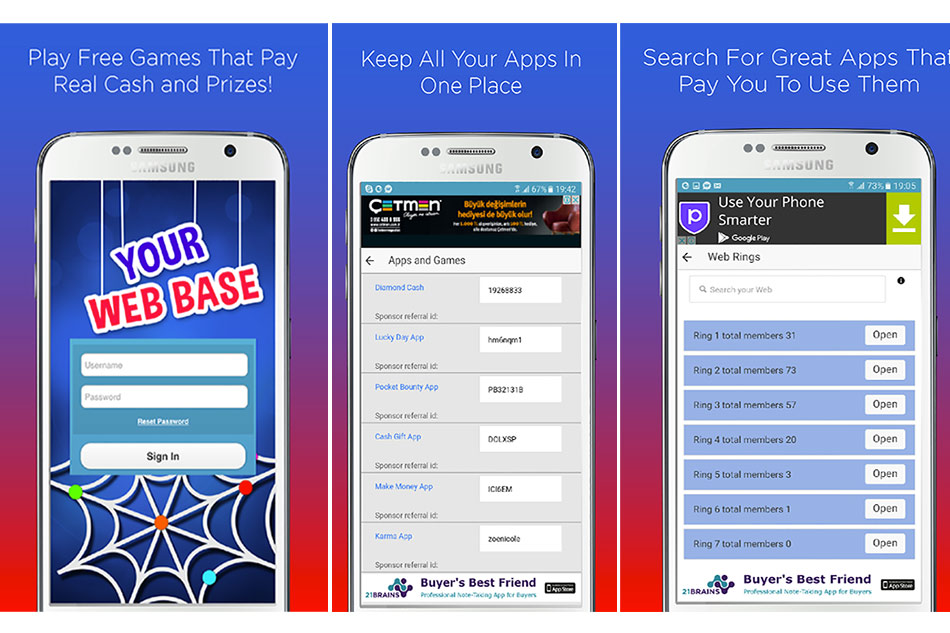 Your Web Base App: An Amazing Platform For Making Real Cash