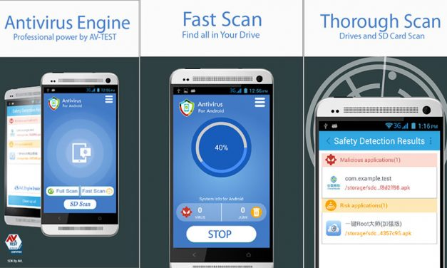 Antivirus for android-An Efficient and High-Performing antivirus