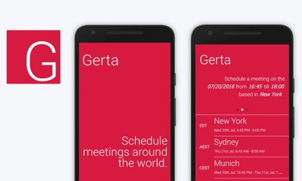Gerta – Hassle free meeting planner