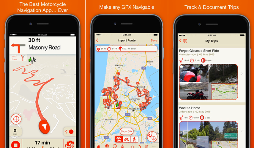 Scenic App:Get Fantastic Navigation Experience and Route