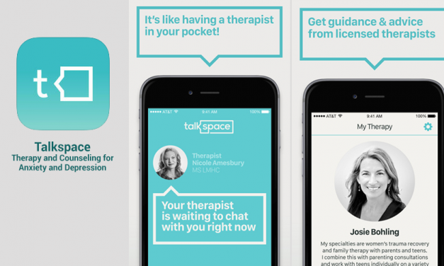 Talkspace App:Effective For Counseling on Anxiety