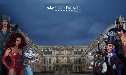 Euro Palace online casino now available on ITunes