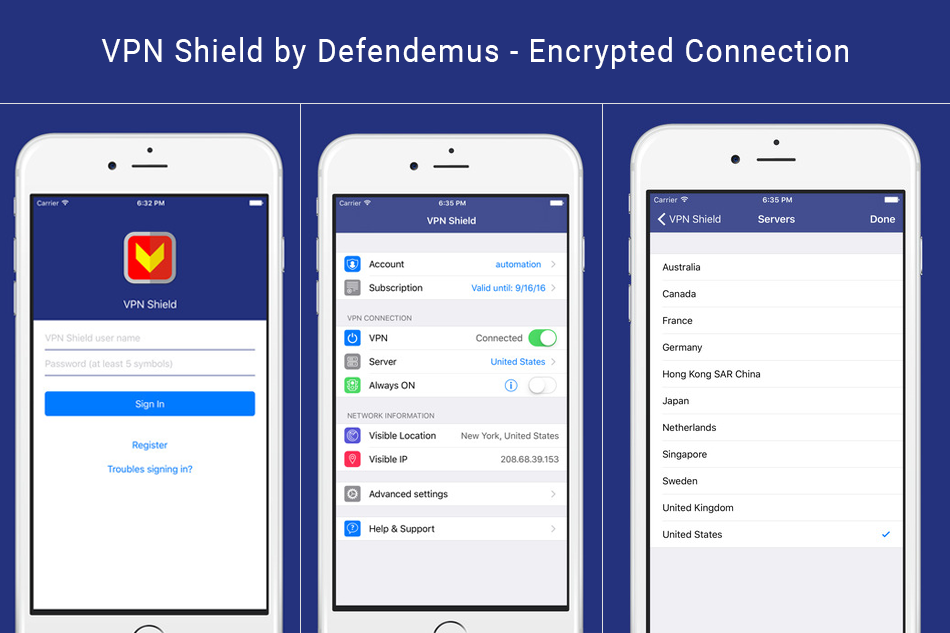 VPN Shield App: Fantastic For Safe, Encrypted and Anonymous Online Browsing