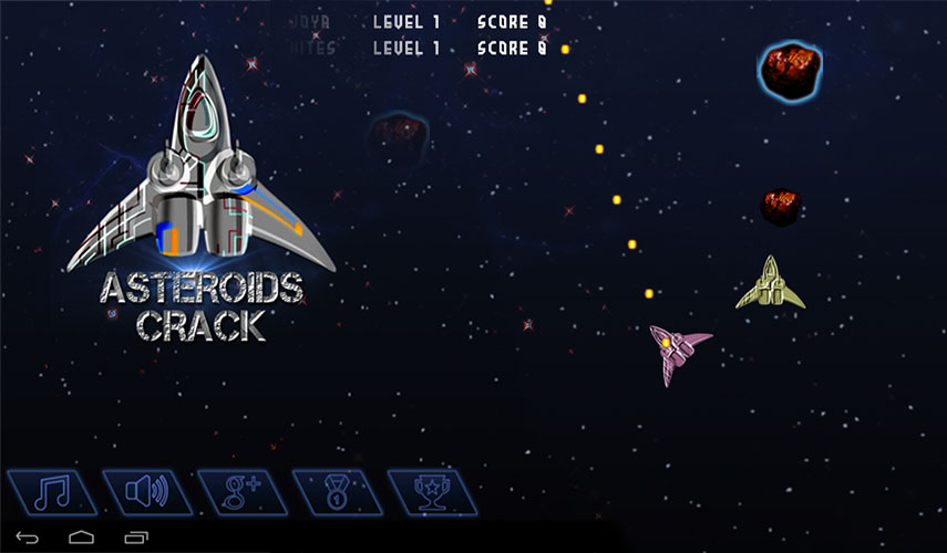 Asteroids Crack Multiplayer Android Game Review