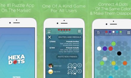 Hexa Dots- Fun Charming Puzzle Game