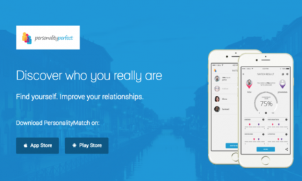 PersonalityMatch – Have YOU met your match?