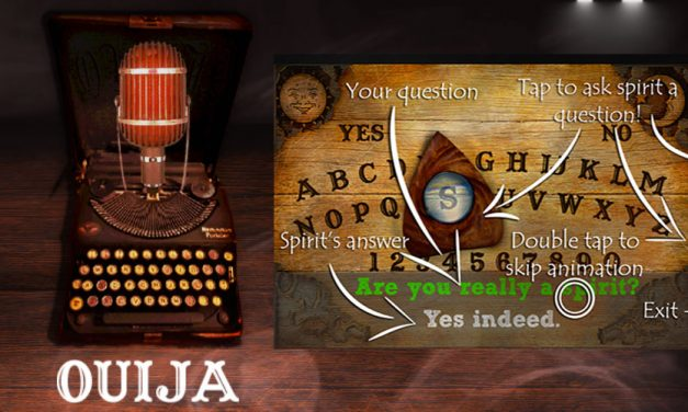 OUIJA- GHOSTS ARE ONLINE!
