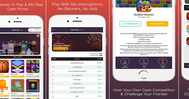 Ozoneplay – iPhone App Review