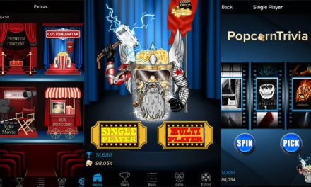 PopcornTrivia – Play and test your movie knowledge