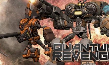 Quantum Revenge iOS Game Review