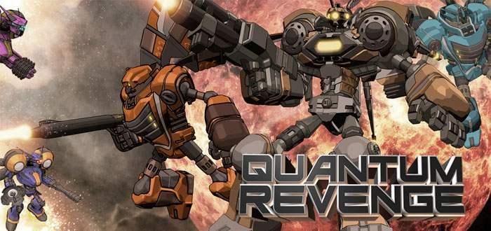 Quantum Revenge iOS Game Review