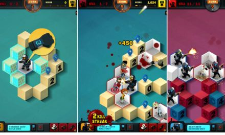 Zombie Sweeper: A Zombie Killing-Mine Sweeping Puzzle Game
