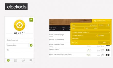 Clockodo- WebApp Review